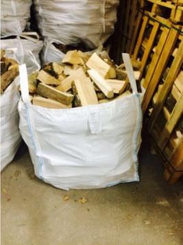 Seasoned Softwood - builders bag