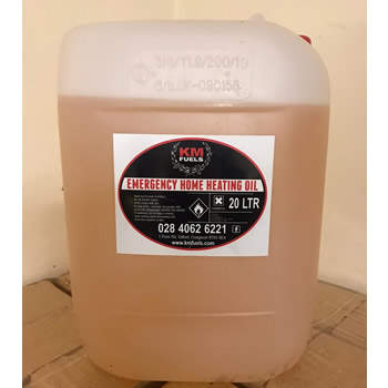 20L Home Heating Oil