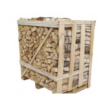 Kiln Dried Ash - 1.2 Cubic Metre Crate