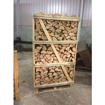 Kiln Dried Ash- 2 Cubic Metre Crate